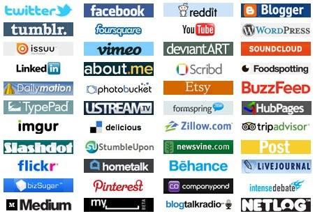 Extra Social Profiles