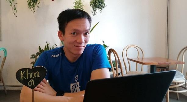 SEO Berater Khoa Nguyen aus München
