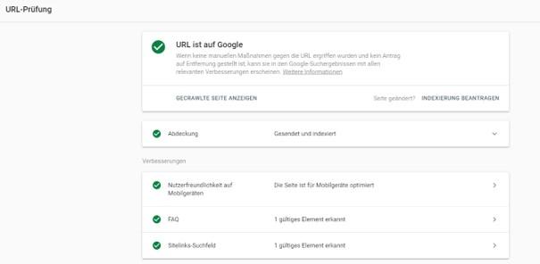 URL-Prüfung