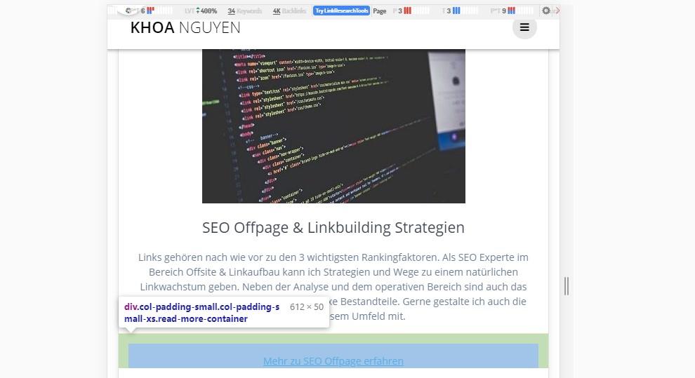 Linkaufbau SEO Offpage Optimierung