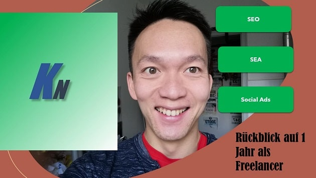 Khoa Nguyen - Rückblick auf 1 Jahr als Freelancer