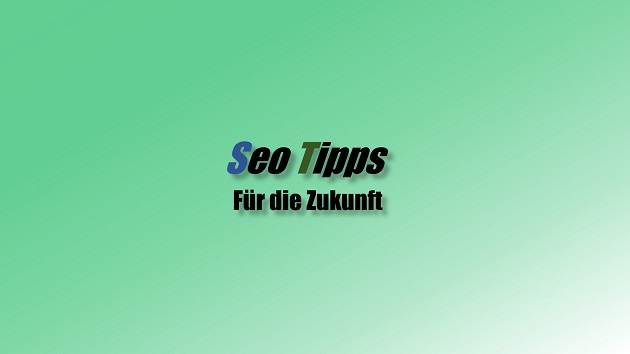 SEO Tipps