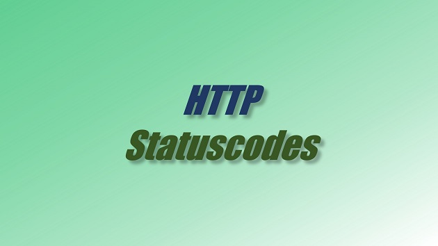 HTTP Statuscode