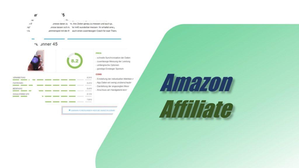Amazon Affiliate SEO