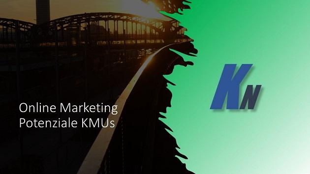 Online Marketing Potenziale KMU