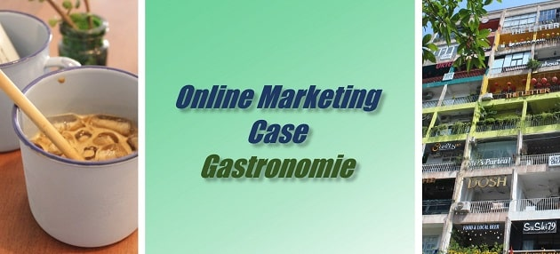 Online Marketing Case Study Gastronomie