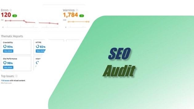 SEO Audit erstellen