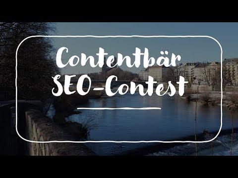 Contentbär SEO-Contest