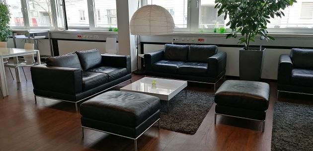 gemütliche Lounge in München